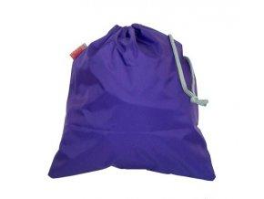 Školní sáček fialová