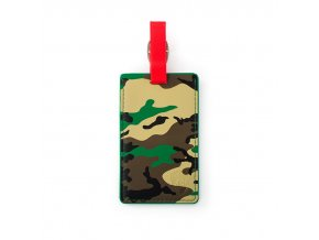 Heys Luggage Tag Camo