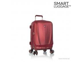 Heys Vantage Smart Luggage S Burgundy  + PowerBanka nebo pouzdro zdarma
