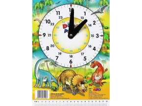 Školní hodiny Dinopark