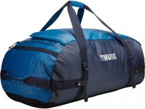 Thule Chasm 130 l cestovní taška CHASM130DB - modrá/šedá  + PowerBanka nebo pouzdro zdarma