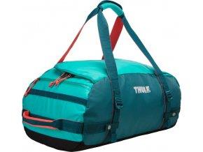 Thule Chasm 40 l cestovní taška CHASM40BG - tyrkysová   + PowerBanka nebo pouzdro zdarma