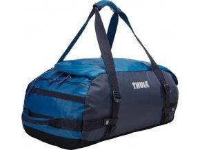Thule Chasm 40 l cestovní taška CHASM40DB - modrá/šedá  + PowerBanka nebo pouzdro zdarma