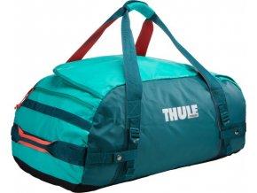 Thule Chasm 70 l cestovní taška CHASM70BG - tyrkysová  + PowerBanka nebo pouzdro zdarma