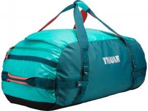 Thule Chasm 90 l cestovní taška CHASM90BG - tyrkysová   + PowerBanka nebo pouzdro zdarma