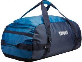 Thule Chasm 90 l cestovní taška CHASM90DB - modrá/šedá   + PowerBanka nebo pouzdro zdarma