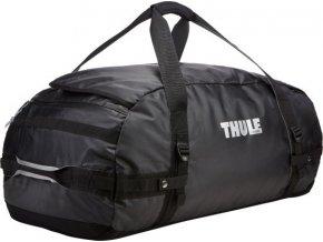 Thule Chasm 90 l cestovní taška CHASM90K - černá  + PowerBanka nebo pouzdro zdarma