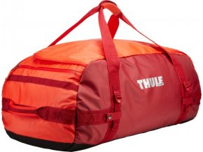 Thule Chasm 90 l cestovní taška CHASM90RO - oranžová/červená   + PowerBanka nebo pouzdro zdarma