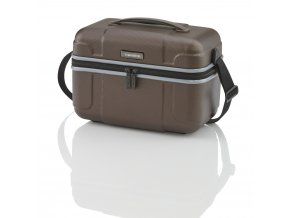 Travelite Vector Beauty case Brown