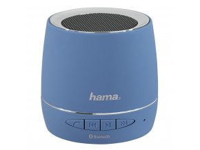 Hama Mobile Bluetooth Speaker, matt blue