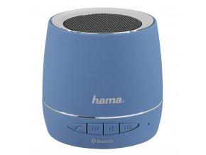 Hama Mobile Bluetooth Speaker, matt blue