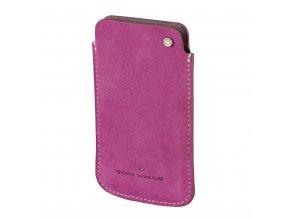 TOM TAILOR Wild Colors pouzdro na mobil, velikost XXL, růžové