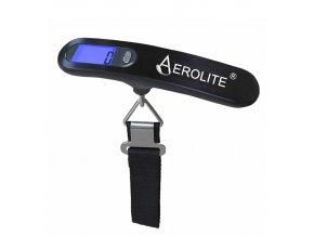 Váha na zavazadla AEROLITE LS022R - černá