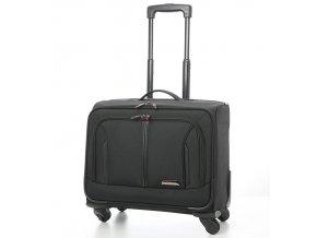 Kufr příruční na notebook AEROLITE WLB41 - černá  + PowerBanka nebo pouzdro zdarma