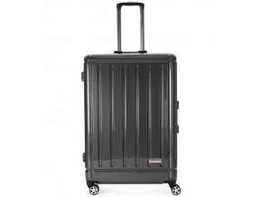 Cestovní kufr AEROLITE T-095/2-L AL/PC - černá  + PowerBanka nebo pouzdro zdarma