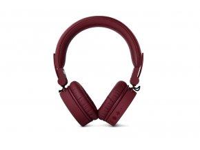 FRESH ´N REBEL Caps Bluetooth sluchátka, Ruby, rubínově červená  + Pouzdro zdarma