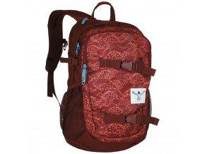 Chiemsee School backpack S17 Cangoobatik  + Pouzdro zdarma