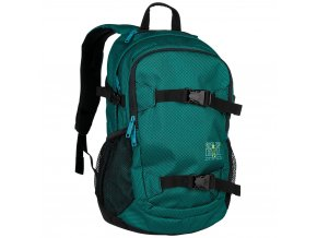Chiemsee School backpack S17 Hashtag  + Pouzdro zdarma