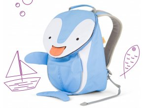 Affenzahn dětský batoh Delfín Doro