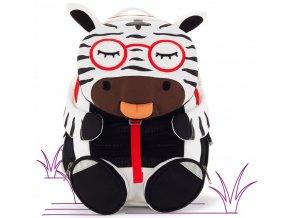 Affenzahn dětský batoh do školky Zebra Zena