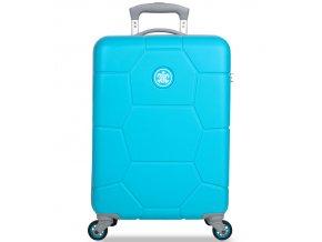 Kabinové zavazadlo SUITSUIT® TR-1244/3-S ABS Caretta Ocean Blue  + Pouzdro zdarma