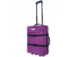 Kabinové zavazadlo GEAR T-4322/1-S - fialová
