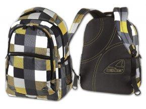 Volnočasový batoh Classic žlutá