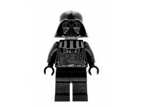 LEGO Star Wars Darth Vader - hodiny s budíkem