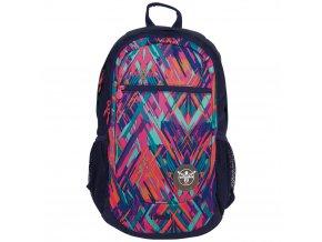 Chiemsee Techpack two backpack Ethno splash  + Pouzdro zdarma