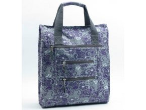 Nákupní taška METRO 7433 - fialová
