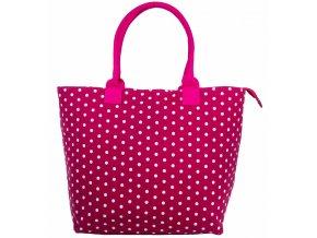 Dámská taška JAZZI 3152 - tmavě růžová