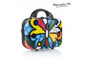 Heys Britto Beauty Case Butterfly