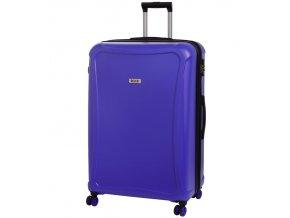 Cestovní kufr ROCK TR-0158/3-XL DUR - modrá  + PowerBanka nebo pouzdro zdarma