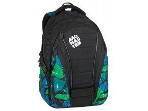 Bagmaster BAG 7 F BLACK/GREEN/BLUE  + Pouzdro zdarma