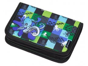 Bagmaster CASE ALFA 7 C BLUE/GREEN