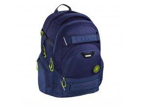 Školní batoh Coocazoo CarryLarry2, Solid Seaman  + PowerBanka nebo pouzdro zdarma