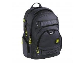 Školní batoh Coocazoo CarryLarry2, Solid Shadowman  + PowerBanka nebo pouzdro zdarma