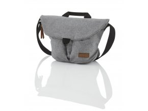 Travelite Basics Messenger Bag Small Grey