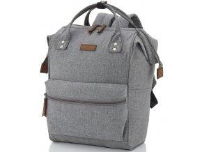 Travelite Basics Backpack Grey