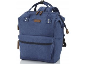 Travelite Basics Backpack Navy