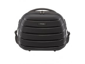 Titan Limit Beauty Case Black