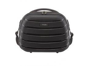 Titan Limit Beauty Case Black