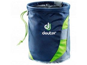 Deuter  Gravity Chalk Bag I L Navy-granite - Pytlík
