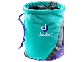 Deuter  Gravity Chalk Bag I M Mint-violet - Pytlík
