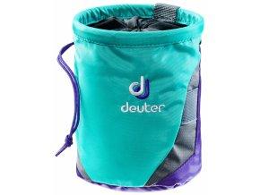 Deuter  Gravity Chalk Bag I M Mint-violet - Pytlík
