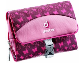 Deuter  Wash Bag - Kids magenta - Taška