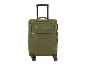 Travelite Solaris 4w S Olive/lemon  + Pouzdro zdarma
