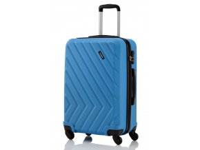 Travelite+Quick+Flugkoffer+M+64cm+Blau 10792 0