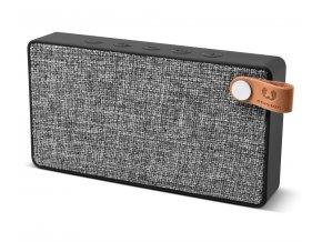 FRESH ´N REBEL Rockbox Slice Fabriq Edition Bluetooth reproduktor, Concrete, šedý
