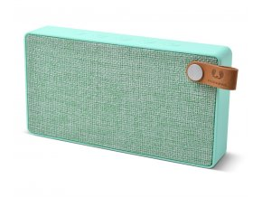 FRESH ´N REBEL Rockbox Slice Fabriq Edition Bluetooth reproduktor, Peppermint, světle zelený
